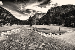 Pyrnes National Park (Frank ) Tags: anseladams bw pyrnesnationalpark france spain sonya7r canonef1635mmf40isl europe