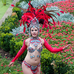 Red (McTumshie) Tags: hornimanbrazil 20160904 hornimancarnival hornimanmuseum london parasoschoolofsamba carnival costumes dance dancing england unitedkingdom londonist