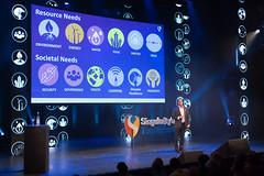 Nicholas Haan at the SingularityU The Netherlands Summit 2016 (Sebastiaan ter Burg) Tags: singulartyu singularity summit amsterdam de la mar theather conference presentations expo technology science sunlsummit