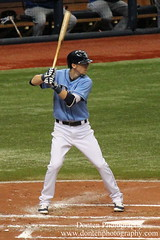 Matt Duffy (jwdonten) Tags: majorleaguebaseball americanleague tampabayrays mattduffy tropicanafield