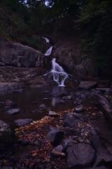 Waterfall (N.Pakenham) Tags: water waterfall cascade river longexposure expositionlongue landscape paysage nature mortain france