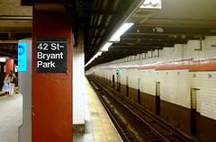 Signs of the NYC Subway 10 (andyfpp) Tags: fujifilm fuji x100t newyork newyorkcity subway 2016 signs symbols
