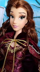 Limited Edition Belle (Lagoona89) Tags: disney beauty beast belle batb limited edition le doll winter something there