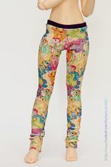 Pony leggings for MNF (customlovers) Tags: little pony doll bjd dollfie abjd minifee mnf moe fairyland