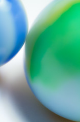 Kissing Marbles (Catskills Photography) Tags: odc marbles macro bokeh abstract shooter canon60mmusmmacrolens