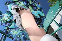 new117085-IMG_5860t (Misscherieamor) Tags: transvestite sissy crossdress tgirl transgender travestis travestie travesti tranny tv ts cd tg m2f tgurl gurl mature xdresser feminine femme transformation travestido travestit travestito traviesa transwoman upskirtview slipshyowing mprettydress bluesky onstairs