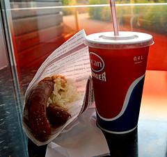 Krkkri (wwwwolf) Tags: sausage food krkkri oulu finland fastfood