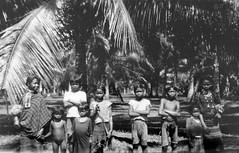 Manobo children, Calian, Davao, Mindanao Island, Philippines, ca. July 1930 (J. Tewell) Tags: manobo olddavao oldcalian mindanaoislandcalianmindanaoisland