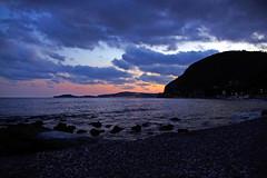Éze (Génial N) Tags: sea france beach pentax ngc eze pentaxkr