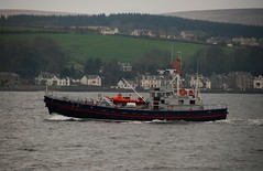 (Zak355) Tags: clyde boat vessel rnli rothesay isleofbute graceritchie formerlifeboat