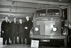 Commer For Sale (colinfpickett) Tags: memories 1950s q classictruck commer vintagetruck famoustruck