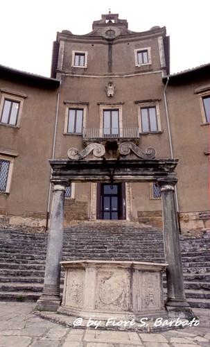 Palestrina (RM), 1996, Palazzo Colonna Barberini e Museo Archeologico Prenestino.