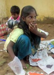 girl2182aw (Manohar_Auroville) Tags: girls luigi tamil pongal pondicherry kolam rangoli fedele pondy manohar puducherry