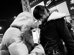 Snapshot_0148 (Huang Qing) Tags: life china street city girls friends people urban blackandwhite bw girl monochrome night walking walk candid 28mm streetphotography snap streetphoto gr paths ricoh grd 2013 grd4