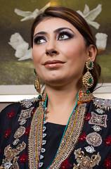 Day 16 of 365 - South Asian Themed Bridal Shoot (Calvin J.) Tags: portrait fashion model nikon sigma alienbee softbox studiolights pocketwizard beautydish strobist ab800 365daysproject day16of365 d3s 50mmf14exdghsm flextt5 minitt1 ac3zonecontroller