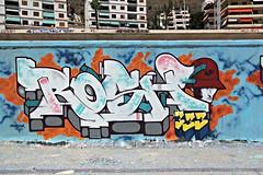 Alicante 2012 (STEAM156) Tags: graffiti spain travels photos alicante walls steam156