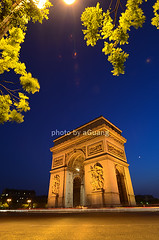 Arc de Triomphe (aGuang Chen) Tags: street old city light abstract motion france classic car vertical architecture night speed outdoors construction europe cityscape traffic bright dusk illuminated transportation glowing multicolored avenue arcdetriomphe striped scenics parisfrance neonlight inarow blurredmotion urbanscene traveldestinations famousplace modeoftransport buildingexterior downtowndistrict builtstructure