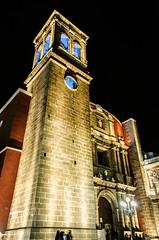 Iglesia de Santo Domingo, Puebla (Aaron Cameras) Tags: church night contrast mexico temple nikon magic wide iglesia 1855 puebla flickrexplore thegalleryoffinephotography d5100 froknowsphoto fronation