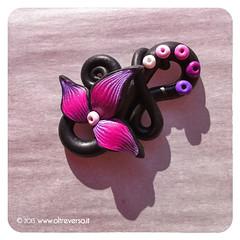 Fimo jewelry (OltreversoLab) Tags: pins polymerclay fimo fimojewelry fimocane fimobijoux fimopate pastepolimeriche fimopins pateàfimo socialfimo