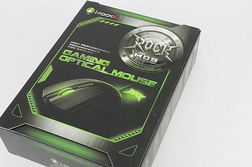 i-rocks-m09 電競滑鼠 開箱