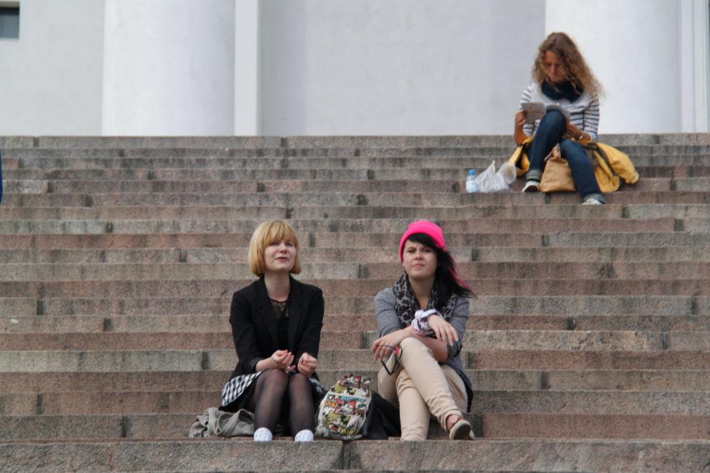 helsinki girls sihteeriopisto finland