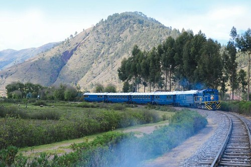 Skip The Hike And Take A Luxury Train Straight To Machu Picchu 2