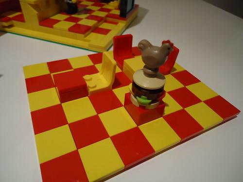 Chicken Burger MOC 14