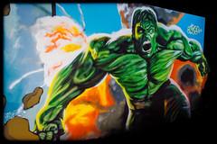 The Incredible Hulk (Suggsy69) Tags: art graffiti nikon hulk incredible spraycanart the thehulk d5100