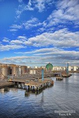 Ineos Terminal, Tees UK (Rhannel Alaba) Tags: uk nikon terminal bow tees d90 alaba rhannel bracaria