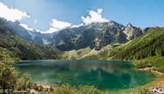Morskie Oko (RTA Photography) Tags: lake mountains green turquoise poland tatras morskieoko marineeye