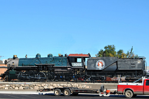 railroad travel history steam northdakota oil mikado locomotive williston empirebuilder greatnorthern 3059