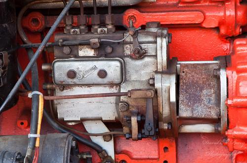 red rust motor