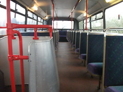 First Scotland East Volvo Olympian 34075 Interior 12/02/13 (David_92) Tags: scotland volvo edinburgh interior first east bluebird northern midland counties palatine efl olympian i 34075 p575 p575efl