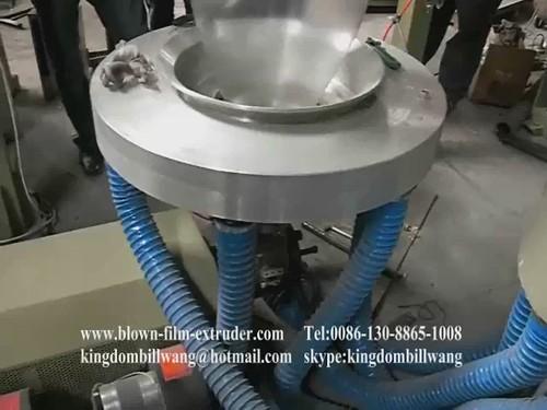 mesin blown film extrusion