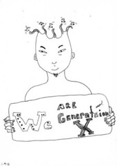 We are Generation X,