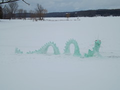 South Arm Nessie (Cvx_Wx) Tags: winter mi charlevoix absolutemichigan