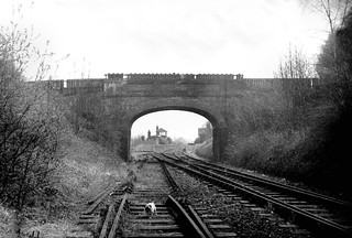 Drayton station 1973 (7)