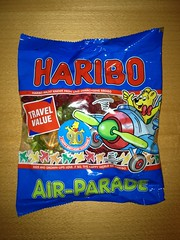 Haribo Air Parade (Like_the_Grand_Canyon) Tags: candy sweet weingummi