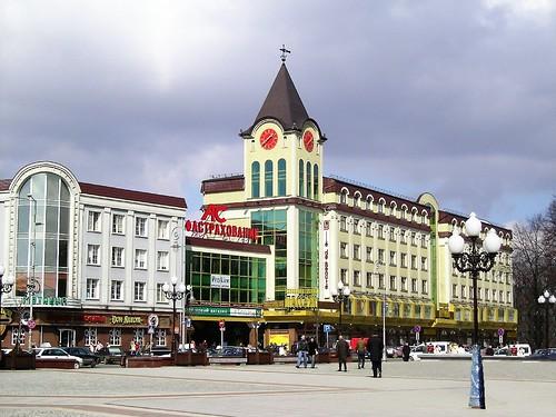 247 Königsberg - Hansaplatz