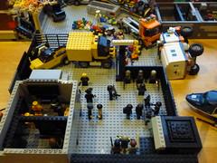 Apoc Town (Zakshalak) Tags: town lego apoc