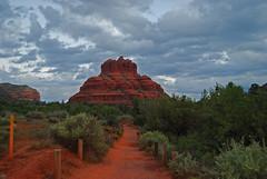 Bell Rock, Sedona Arizona (traceyld) Tags: red arizona rock way bell path sedona
