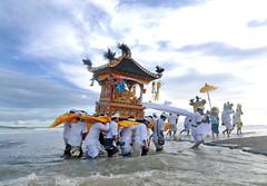Melasti 2013 Bali (memet metz) Tags: bali beach indonesia echo culture 1935 budaya nyepi caka canggu melasti pererenan flickrandroidapp:filter=none
