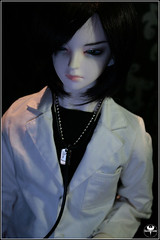 Welcome Dr. Noctis (BathorYume) Tags: doll doctor memory bjd noctis distant esthy peroth bathoryume