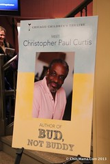 Author of Bud, Not B (TheCoterieTheatre) Tags: author bud not b coterie theatre the kansas city crown center kc kcmo for young audiences