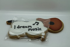 I dream music (The Bespoke Biscuit Co) Tags: fsor guitarlegends discuit bespokebiscuit corporatediscuit