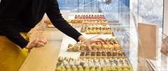 L'Eclair de Gnie (LostNCheeseland) Tags: food paris dessert pastry clairs lclairdegnie eclairshop
