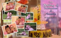 Badiozaman and Nuranisa Wedding 2013 (Ringgo Gomez) Tags: pictureperfect flickraward malaysianphotographers elitephotography sarawakborneo corcordians flickraward5 flickrawardgallery