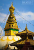 Swayambhu Nath Temple (2) (Mihai Sebastian Manole) Tags: travel nepal light color saint canon religious temple monkey ancient angle natural god stupa buddhist wide holy monkeys tibetan kathmandu religie 1635mm swayambhunath maimuta maimute templu sfant