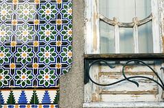 Azulejos (Mundo Flo) Tags: houses portugal mosaictiles patterns aveiro azulejos