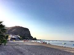 Marinello (trovado73) Tags: sky sea summer hills beach sicilia hdr